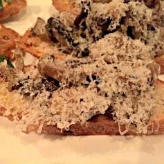 wild mushroom ragu, tartufo, moliterno