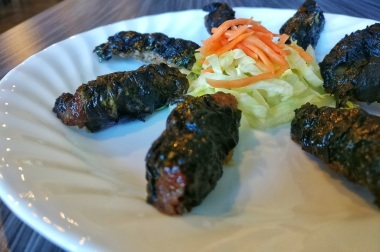 Grilled beef in Guise Leaf