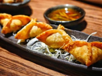 Wagyu Dumplings