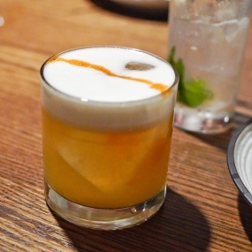 Shojo's Whiskey Sour